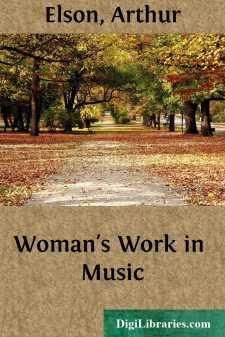 Woman's Work in Music