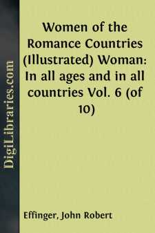 Women of the Romance Countries (Illustrated)
