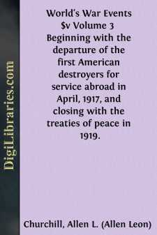 World's War Events $v Volume 3 