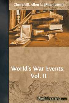 World's War Events, Vol. II