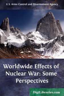 Worldwide Effects of Nuclear War: Some Perspectives