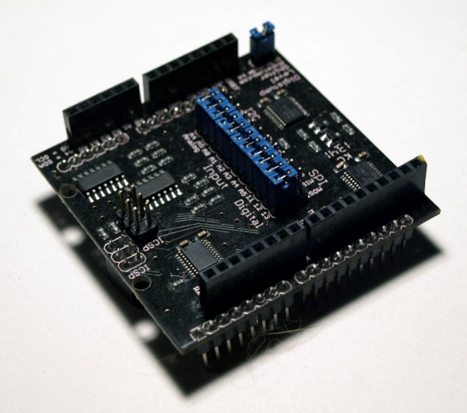 DigiX Level Shifter Shield - Digistump