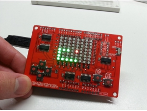 DigiPixel - LED Game Shield