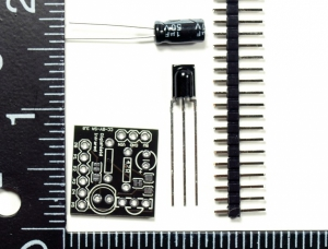 Infrared Receiver Kit