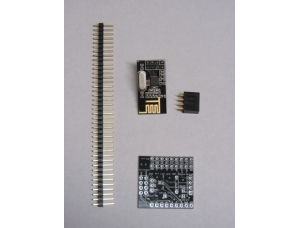Oak nRF24L01+ Shield