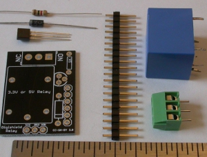 3.3V Relay Shield