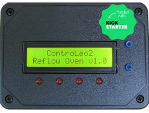 ControLeo2 Reflow Oven Controller