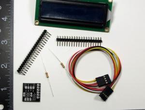 I2C LCD Kit
