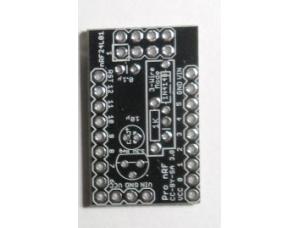 nRF24L01+ Mesh Shield PCB