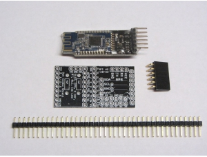 Oak Bluetooth Low Energy (BLE) Shield
