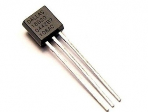 DS18B20 -One Wire Temperature Sensor