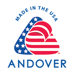 Andover logo usa   blue lettering final