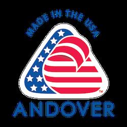 Andover logo usa   blue lettering final