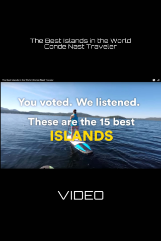 The Best Islands in the World Video