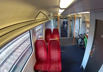 Rail Onboard Train