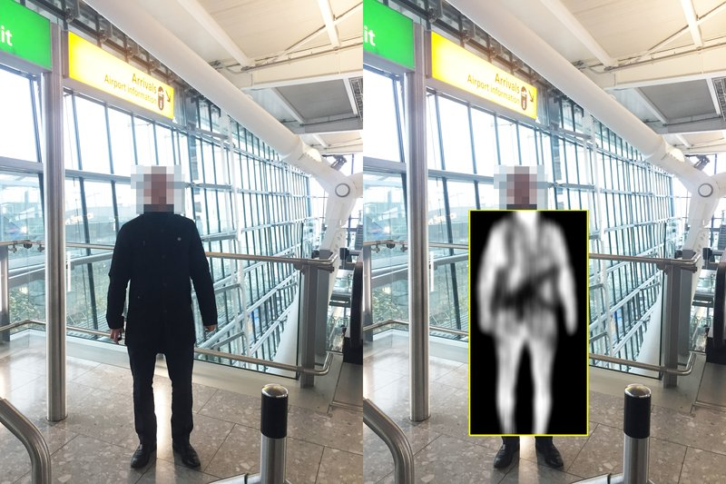 kerb to gate airport security thruvis