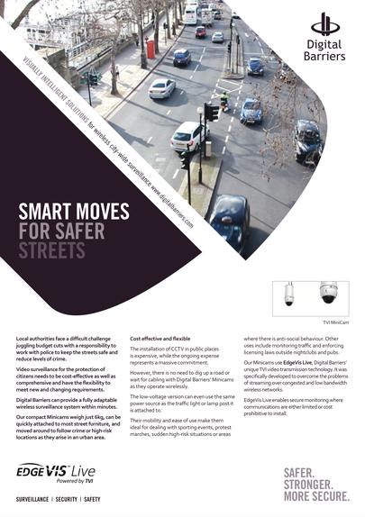 UK.F.026 Wireless city-wide surveillance