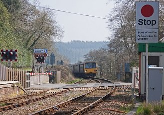 Rail Level Crossing