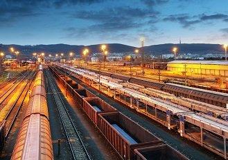 Rail Site Perimeter