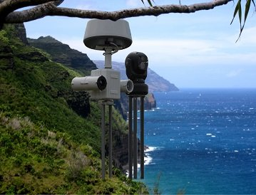 Secure Coastal Surveillance