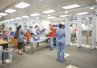 Customs Screening
