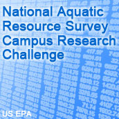 National Aquatic Resource Survey (NARS) Campus Research Challenge logo