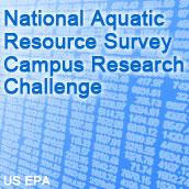 National Aquatic Resource Survey (NARS) Campus Research Challenge logo