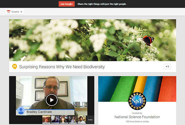 Earth Day 2014 - National Science Foundation NSF - Surprising Reasons Why We Need Biodiversity