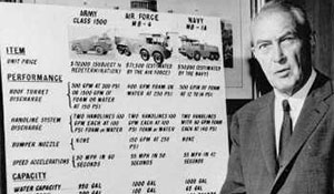 Joseph Campbell, GAO Comptroller General, 1954-1965