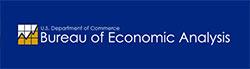 250 x 69 Bureau of Economic Analysis BEA logo