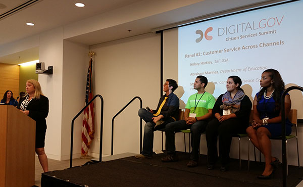 DigitalGov Citizen Services Summit and Expo -