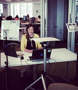 Sarah Koch, director of Social Innovation for The Case Foundation