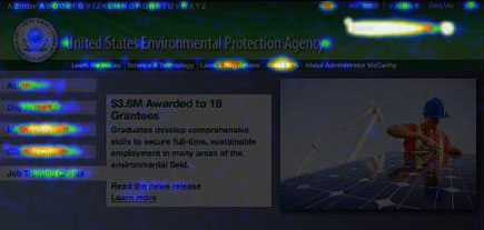 435 x 207 EPA homepage heatmap