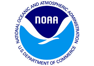 Logo / seal for the National Oceanic and Atmospheric Administration (NOAA)