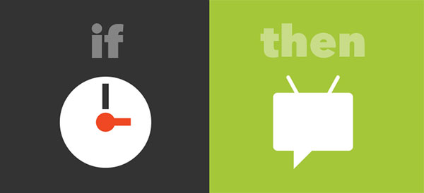 IFTTT recipe for send a SMS at a certain time every day