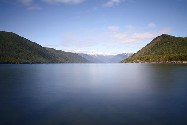 Lake Rotoroa, New Zealand