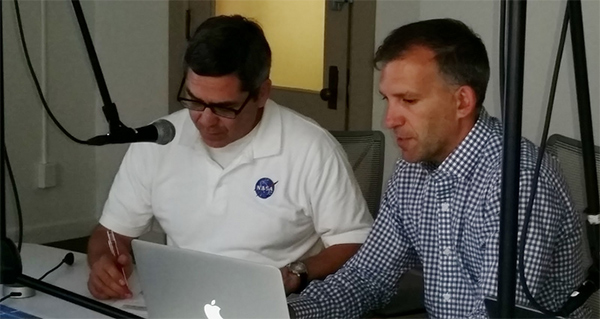 NASA's Sam Ortega and XPRIZE Foundation's Christopher Frangione discuss the importance of incentives for teams in challenges and competitions.
