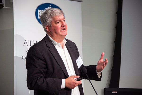 Tom Kalil, Deputy Director for Technology and Innovation for the White House's Office of Science and Technology Policy, and Senior Advisor for Science, Technology and Innovation for the National Economic Council.