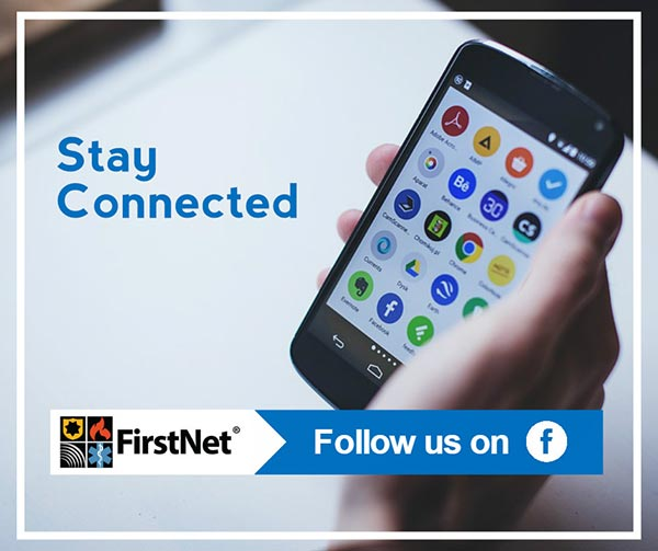 Connecting with the Public Safety Community Through Social Media.
