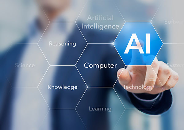 Artificial intelligence (AI) is making possible new computer technologies.