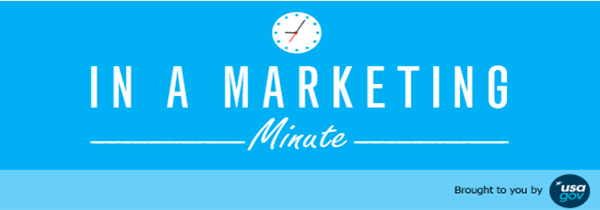 In a Marketing Minute graphic.