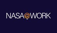 The NASA@Work Logo