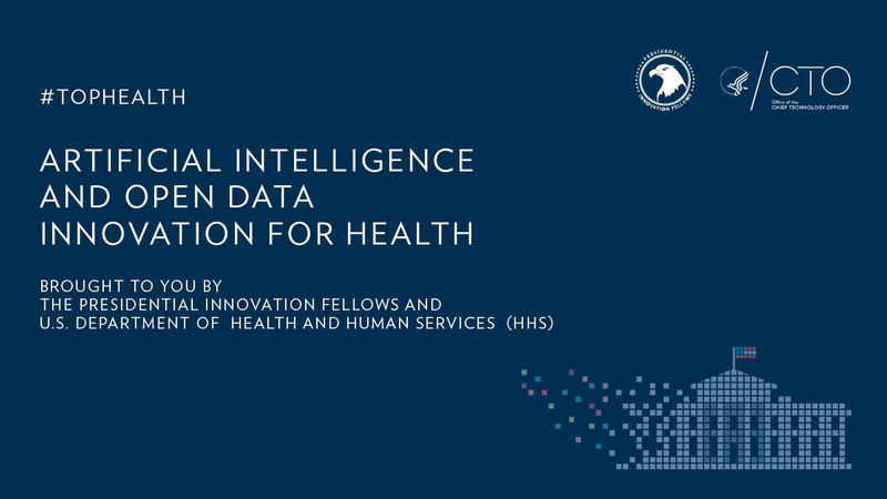 Artificial Intelligence and Open Data Innovation for Health