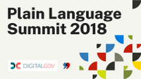 Plain Language Summit 2018