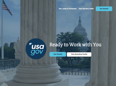 New USAGov Program Aims to Help Agencies Market Within the Federal Government
