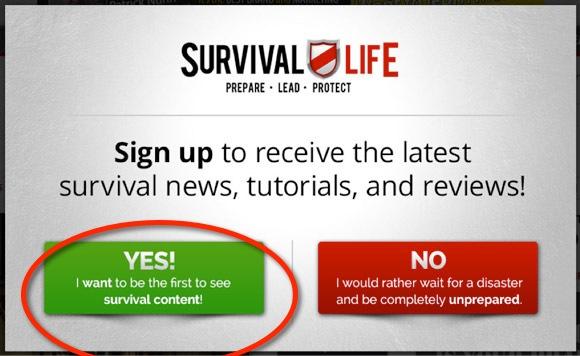 Survival Life Campaign