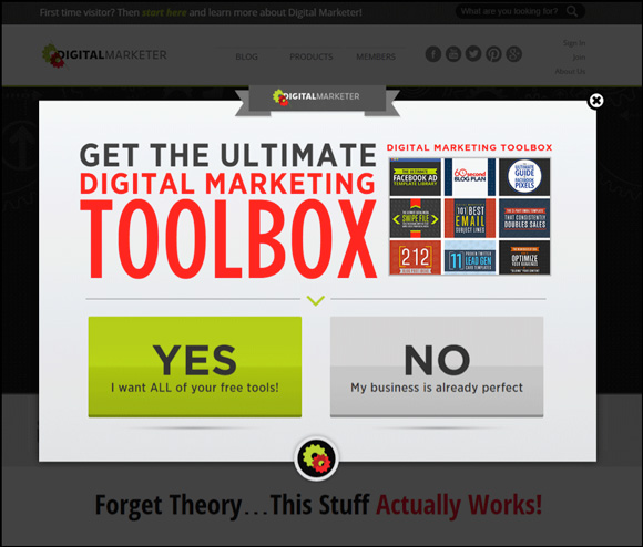 Digital Marketing Toolbox
