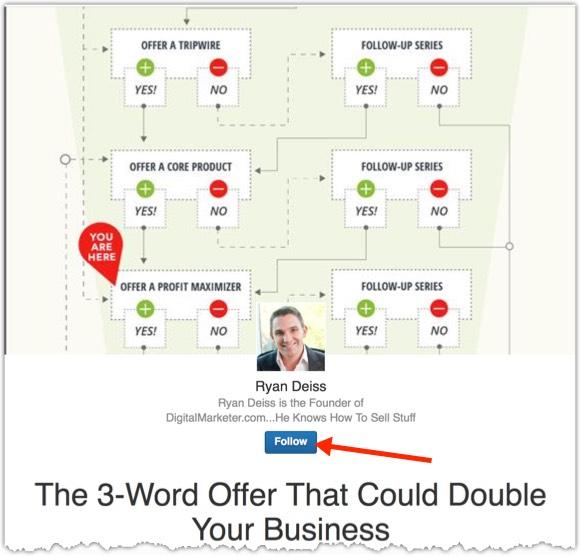 Ryan Deiss on LinkedIn Pulse