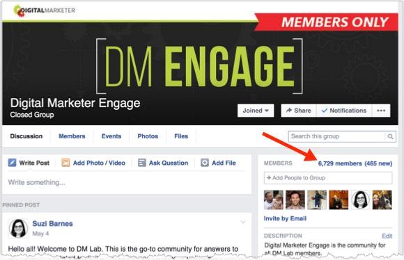 Digital Marketer Engage