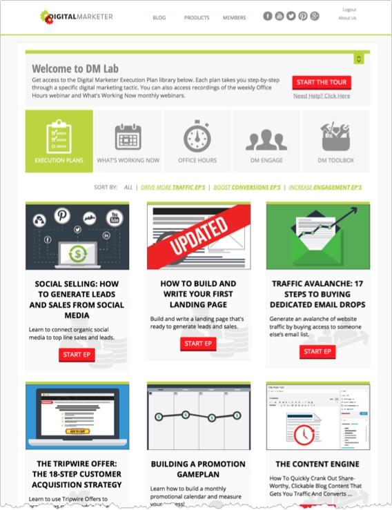 Digital Marketer Lab